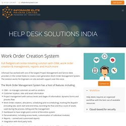 Help Desk & Call Center Ticketing Solution India