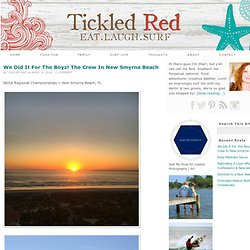 Tickled Red — Eat~Laugh~Surf
