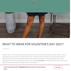 TickledPink Boutique - What to wear for Valentine's Day 2021?