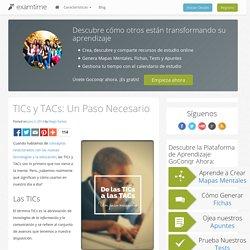 TICs y TACs: Un Paso Necesario - ExamTime