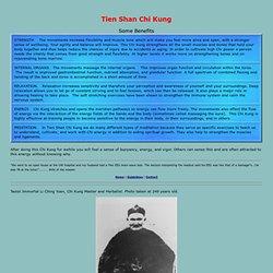 Tien Shan benefits