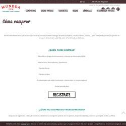 Tienda de muebles online Mundda - MUNDDA