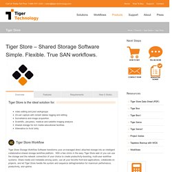 Tiger Store – Tiger Technology