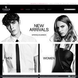 Men's Shoes - Tiger of Sweden Shoes & Boots - Shop Online - Tiger of Sweden