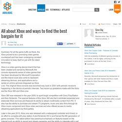 Ways to Find the Best Bargain