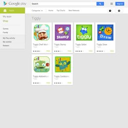 Tiggly - Android Apps on Google Play