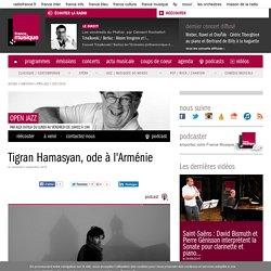 Tigran Hamasyan, ode à l'Arménie