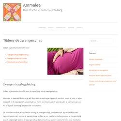 Tijdens de zwangerschap – Ammalee