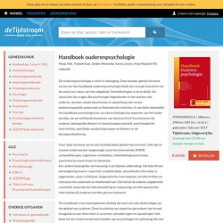Handboek ouderenpsychologie.