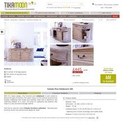 Tikamoon : Celeste Pine Sideboard 180