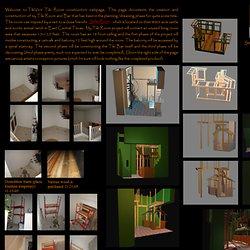 Tiki Room Construction