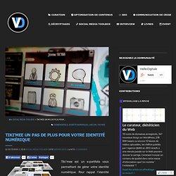 Tiki'mee portfolio pour plus d'identité numérique