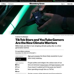 TikTok Climate Change Videos Force Businesses to Take Action