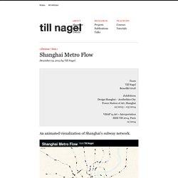 Till Nagel – Shanghai Metro Flow