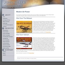 John Tiller Software - Modern Air Power