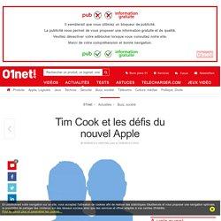 Tim Cook et les défis du nouvel Apple
