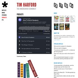 Tim Harford — Podcasts