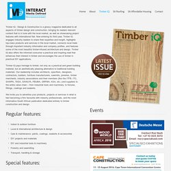 Timber iQ Magazine