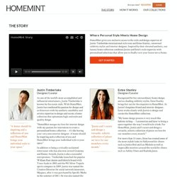 About Justin Timberlake and Estee Stanley - HomeMint