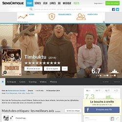 Timbuktu - Film (2014) - SensCritique