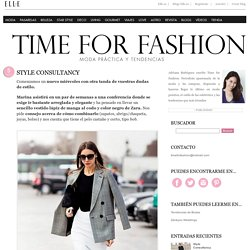 Time for Fashion » Style Consultancy