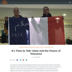 It's Time to Talk: Islam and the Future of Tolerance