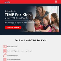 TIME for Kids Subscription