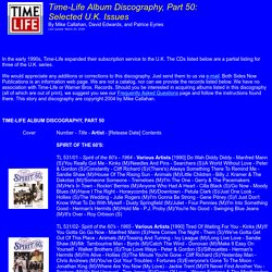 Time-Life Album Discography, Part 50
