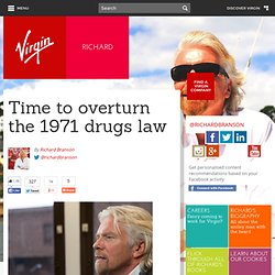 Time to overturn the 1971 drugs law