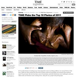 Picks the Top 10 Photos of 2011