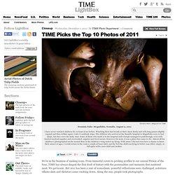 Picks the Top 10 Photos of 2011