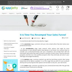 It is Time You Revamped Your Sales Funnel