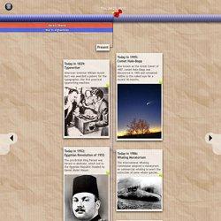 Timeline Eons - Web