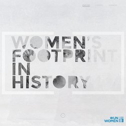 Timeline: Women's Footprint in History