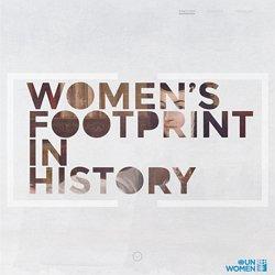 Timeline: Women's Footprint in History