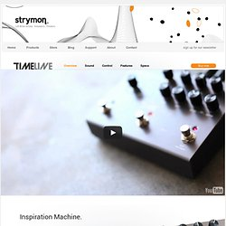 TimeLine - Multidimensional Delay Effects - Delay Pedal » strymon