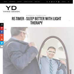 Re-Timer – Sleep better with light therapy