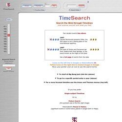 History ::Home - TimeSearch