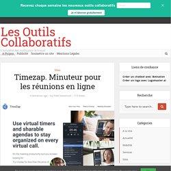 Timezap. Minuteur pour les réunions en ligne