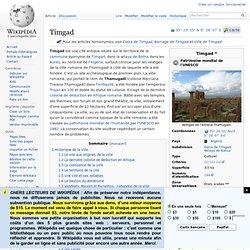 Timgad (Wiki)