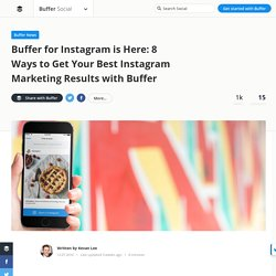 How to Find Your Best Timing and Consistency on Instagram — Stories by Buffer