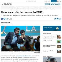 Timochenko y las dos caras de las FARC