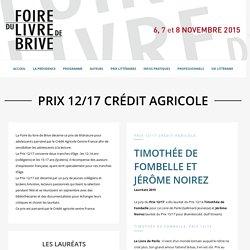 » Timothée de FOMBELLE et Jérôme NOIREZFoire du livre de Brive