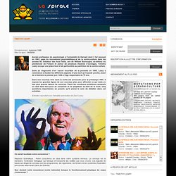 TIMOTHY LEARY .: LaSpirale.org :.