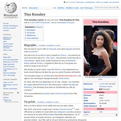 Tina Kunakey