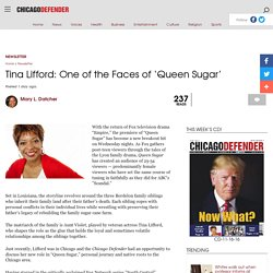 Tina Lifford: One of the Faces of 'Queen Sugar'