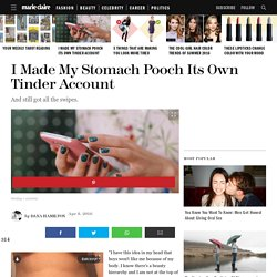 How I Use Tinder - Made My Stomach the Profile Pic