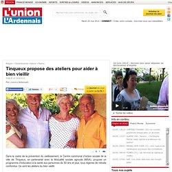 Tinqueux propose des ateliers pour aider à bien vieillir - Reims