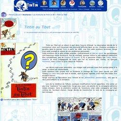 Tintin en BD > Tintin au Tibet