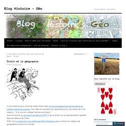 Tintin et la géographie